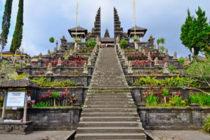 ブサキ寺院  temple-besakih