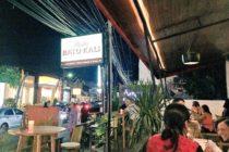 バリ島 スミニャックで人気のレストラン【Bistro Batu Kali 】