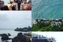 グッドビュー世界No1のバーに選ばれたアヤナリゾートのロックバー目の前はインド洋の絶景!おもてなしバリのツアーご利用のお客様は優先入場をご利用いただけます#バリ島 #bali #バリ島ガイド #ayana #rockbarbali