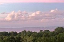 夕焼けに染まる 空と海がとても美しかったです#バリ #バリ島ガイド #bali
