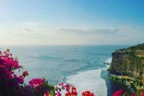 ウルワツ寺院よりとても良いお天気でした#おもてなしバリで検索 #bali#バリ島 #バリ島ガイド