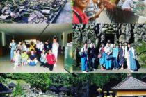 10名様御一行☆四日間のツアー雨季にも関わらずアヤナリゾード・ロックバーでサイコーの夕日を味わう事が出来た強運のグループですご利用ありがとうございました!#バリ #bali #ロックバー #ayana